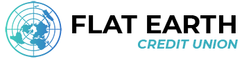 Flat Earth Credit Union Logo